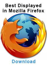 Works Best in Mozilla Firefox